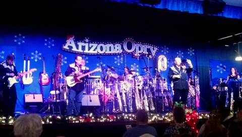 Arizona Opry Stage