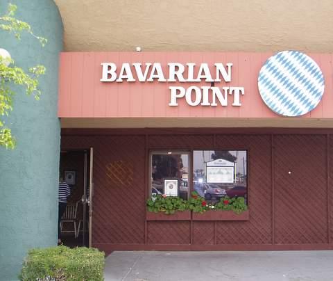 Bavarian Point Entrance