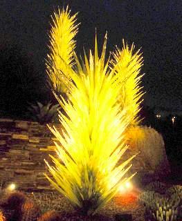 Luminarias Chihuly