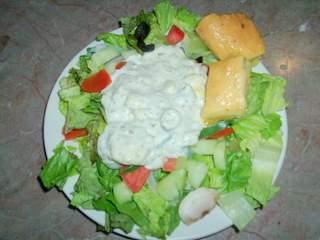 Euro Cafe Feta Salad