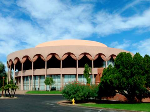 Asu Gammage World Class Theater