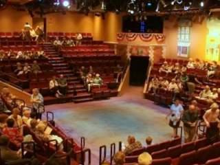 Hale Centre Theatre square stage