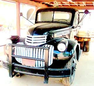 Chevy 2 ton Hay Truck