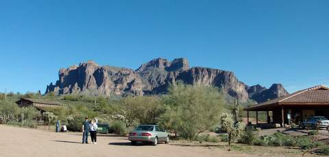 Superstition Mountain Museum in Apache Junction