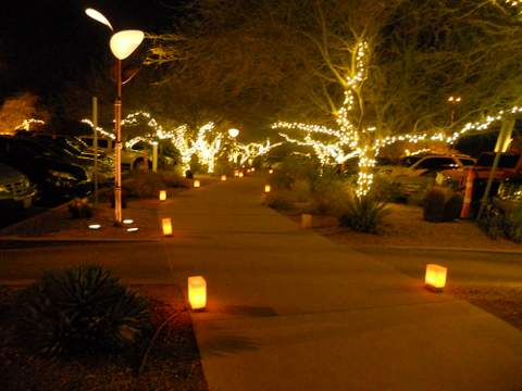 Luminarias Parking