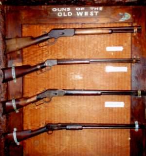 Montis Rifles