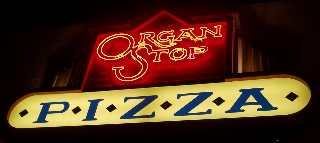 Organ Stop Pizza