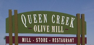 Queen Creek Olive Mill