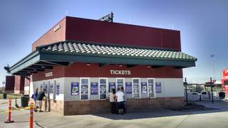 Sloan Ticket booth