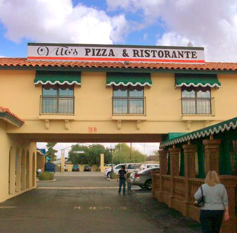 Vitos Pizza Place and Ristorante