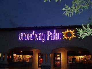 Broadway Palm Dinner Theater