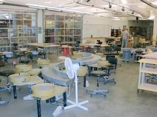 Ceramic Wheel Studio