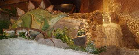 Flash Flood at Dinosaur Mountain