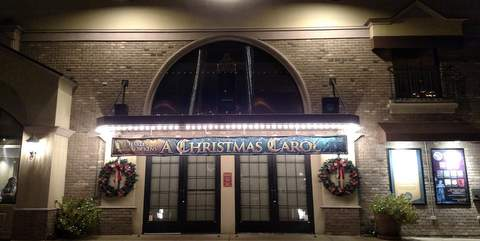 A Christmas Carol at the Hale