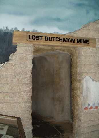 The Lost Dutchman Mine