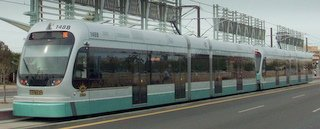 Metro Link Train