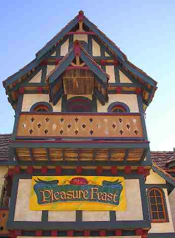 The Pleasure Feast Dinner Show