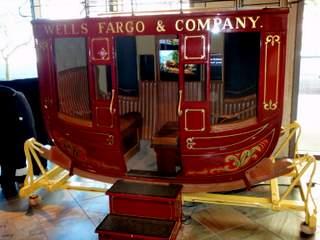 Mock Stagecoach Ride