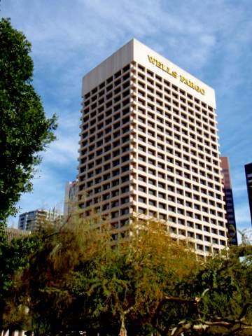 Wells Fargo Building Phoenix